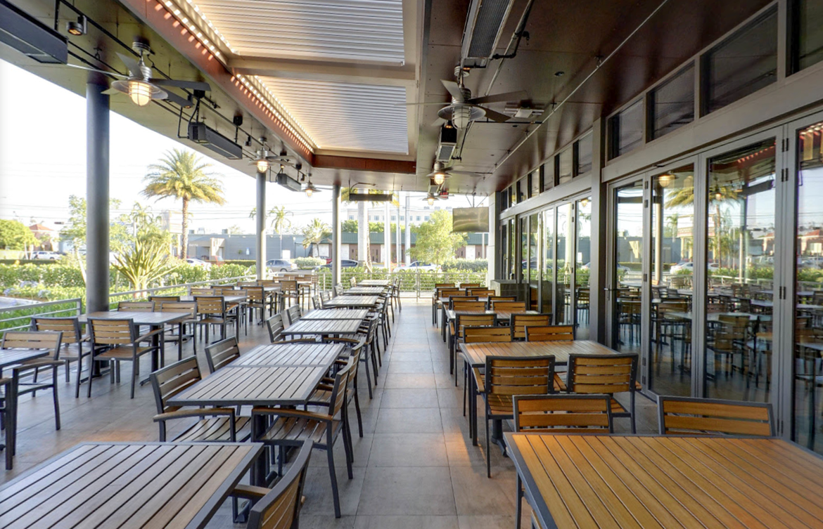 Restaurants With Private Rooms In Doral