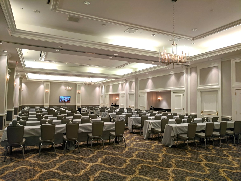 The Dining Room Hilton Easton